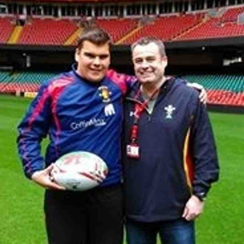 Martyn Philips the CEO of Welsh Rugby