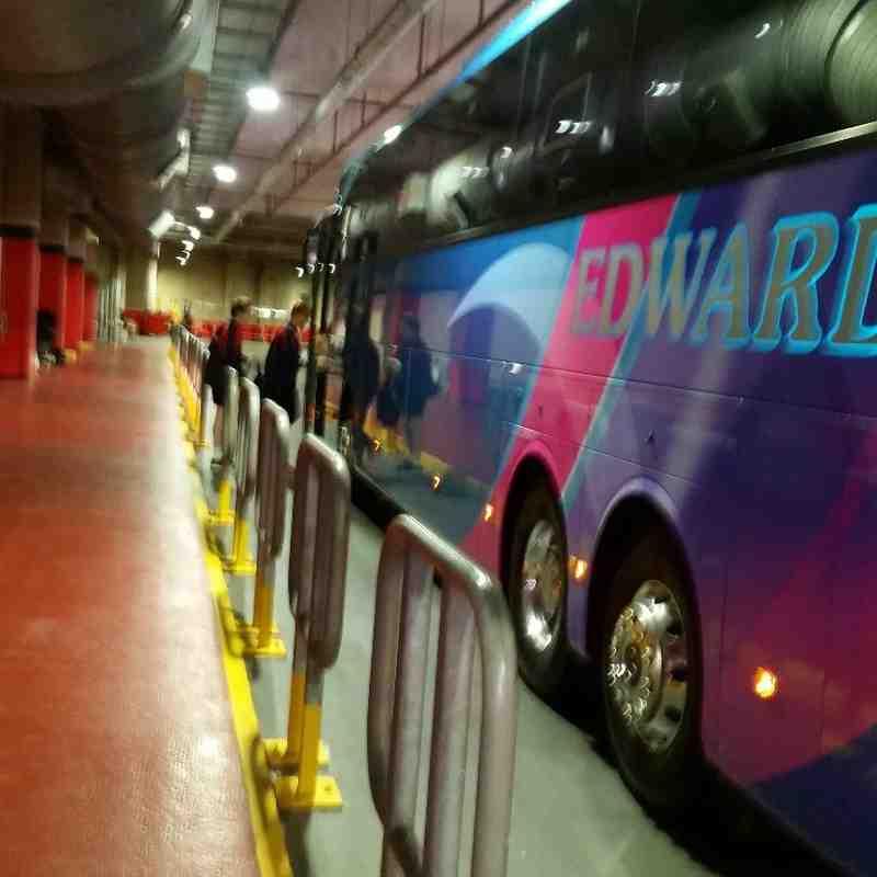 Trojans U15 Cardiff Tour 2016