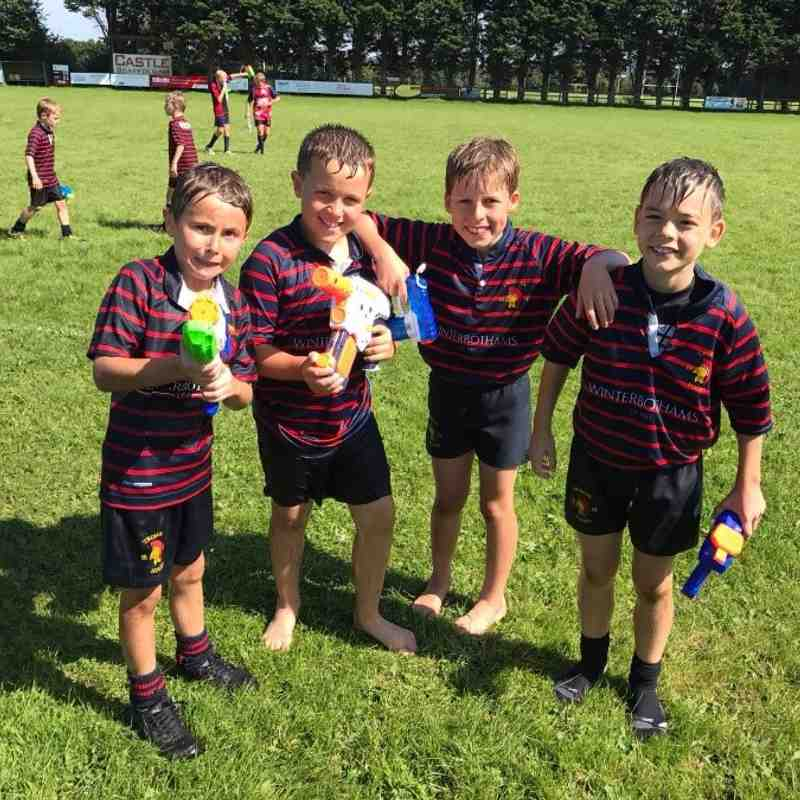 Trojans Summer Rugby Camp 2017