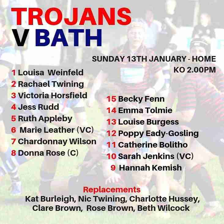 Exciting Times for Trojans Ladies and Girls Academy Players