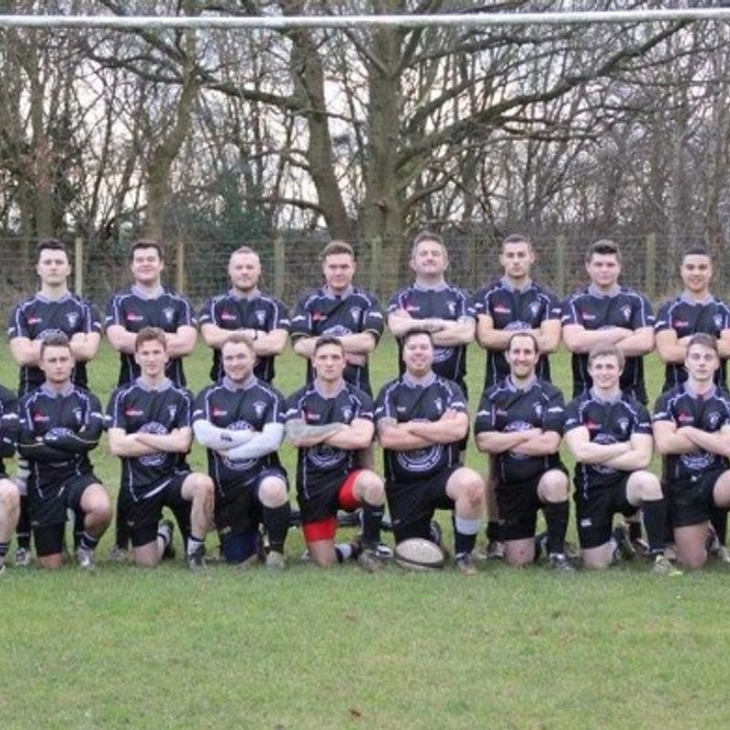 Development XV lose to Bridgnorth 2nd XV 22 - 17