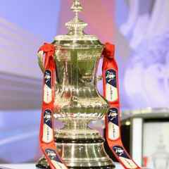 FA Cup, Vase & Youth Cup Draws.