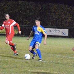 CDGFC v Eastbourne Boro Senior Cup 08-11-16