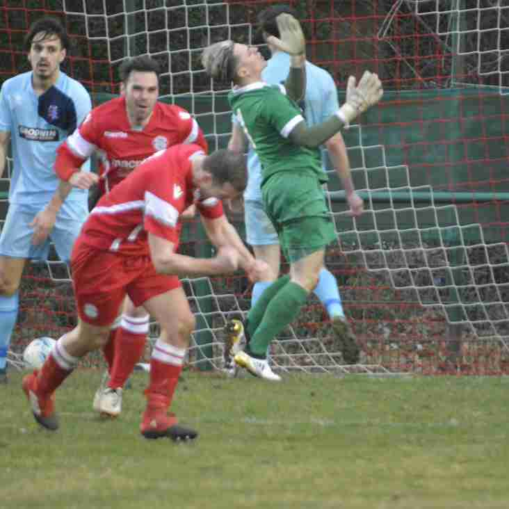 Tue 24th April: Anvils away to AFC Uckfield Town 7:30pm K/O