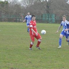 CDGFC v Haywards Heath Town 11-03-17