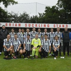 CDGFC v Peacehaven & Tel BS Cup 29-07-17