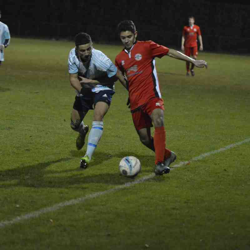 CDGFC v Worthing Utd 02-12-17