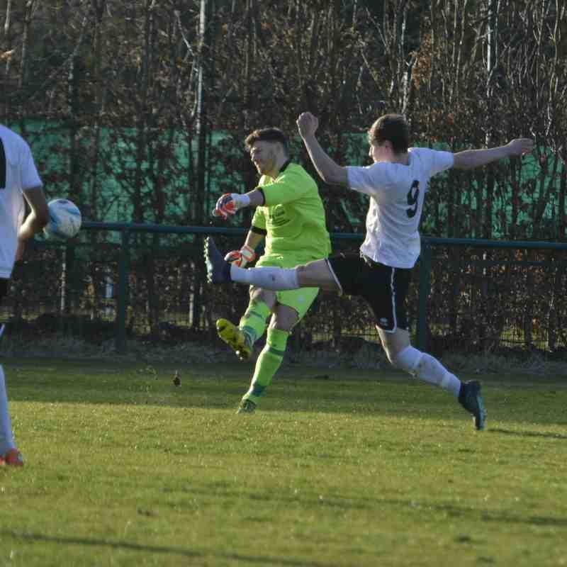 CDGFC v Eastbourne UAFC