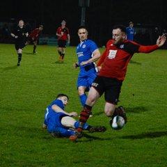 AFC Uckfield v CDGFC