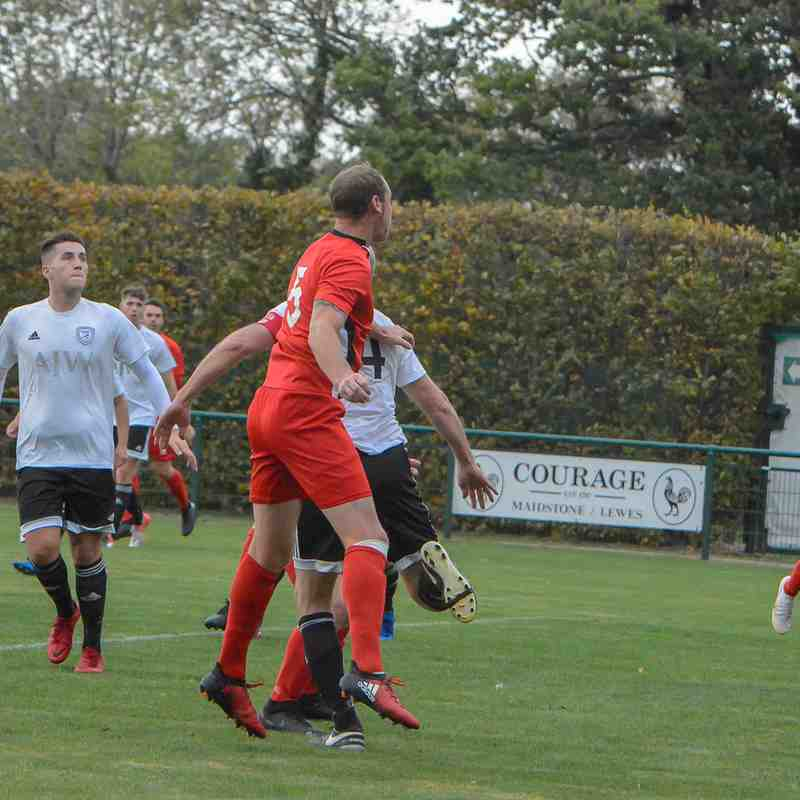 CDGFC v Loxwood Sen Cup Rd1 13-10-18