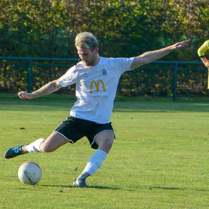 CDG v Eastbourne UAFC 20-10-18