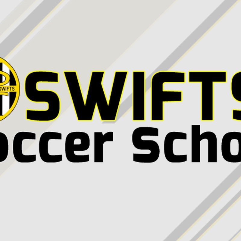 Swifts Soccer School is BACK for 2019...!