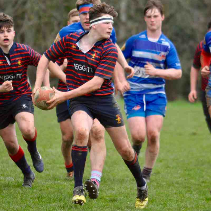 Trojans U16's Chiefs v Farnborough 15-04-18