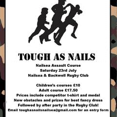 Tough as Nails - 23rd July 2016
