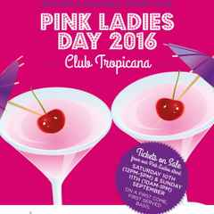 Pink Ladies Day - 8th October 2016