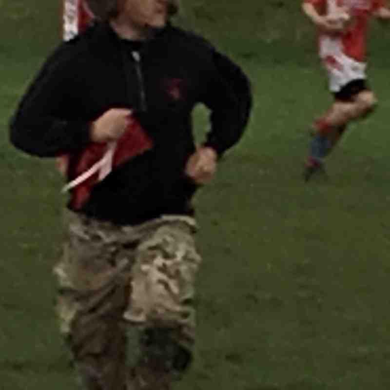Under 16's vs Shrewsbury