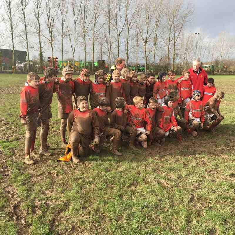 Whitchurch under 12's
