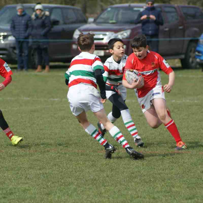 U11s Luctonians Festival April 2019