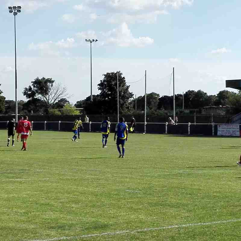 Bedfont & Feltham v Banstead Athletic 08.08.15