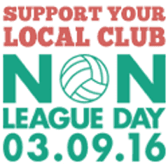Non-League Day 2016 - 3rd September