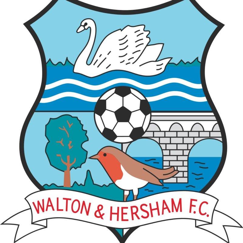 Bedfont & Feltham v Walton & Hersham