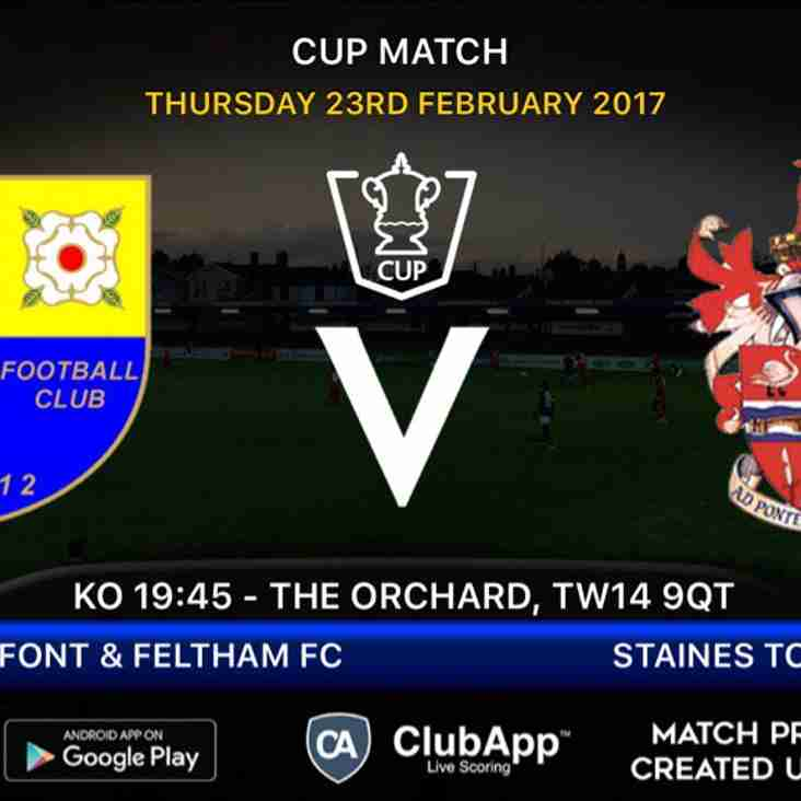 Yellows face Swans in cup action