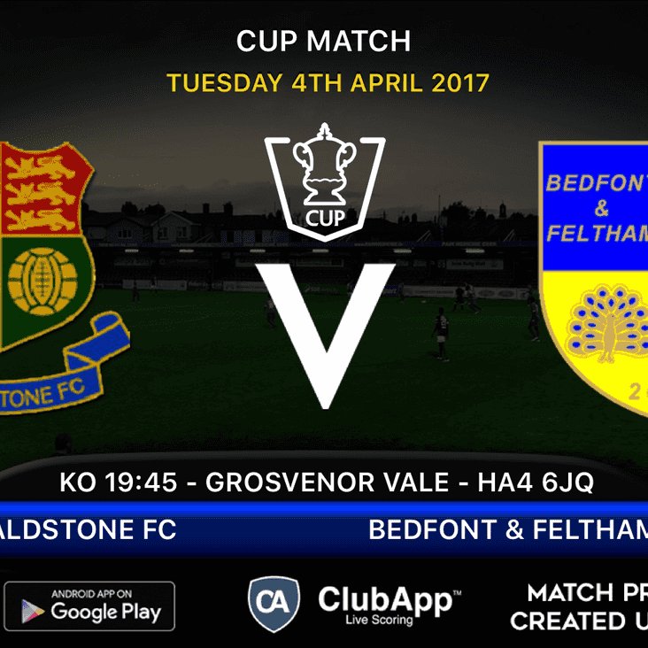 Yellows to face Wealdstone