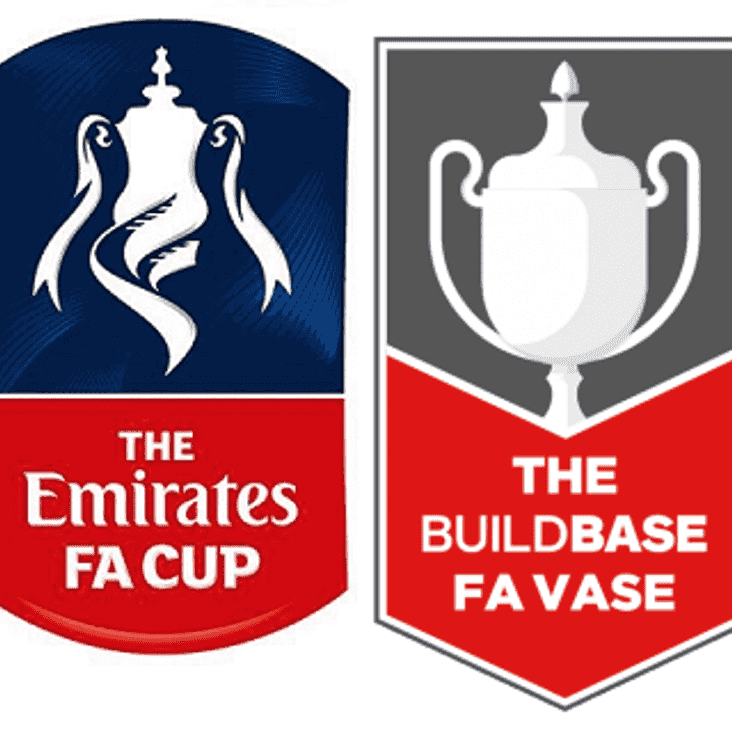 FA Cup & FA Vase draws