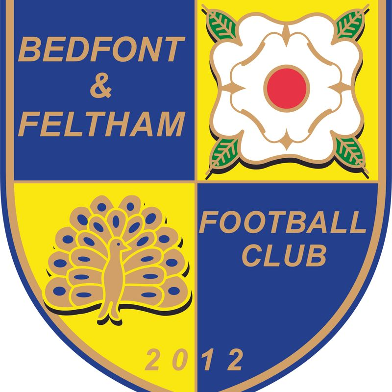 Bagshot 0-5 Bedfont and Feltham