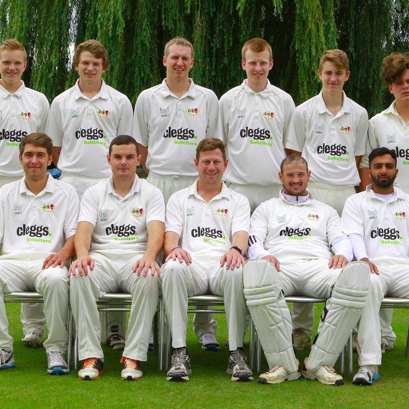 Radcliffe-on-Trent CC - Saturday 1st XI 318/7 - 141 Hucknall CC - 1st XI