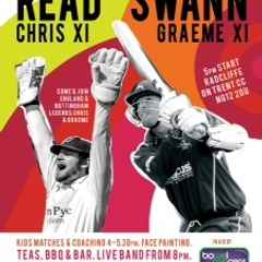 READ X1 v SWANN X1-1st September 2015 - Grand Charity Match