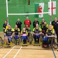 Leeds Rhinos vs. NW Crusaders Wheelchair RL