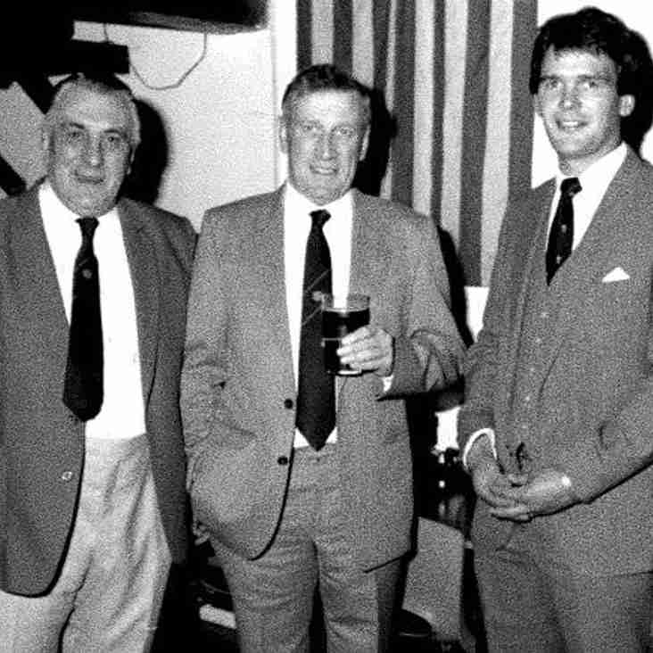 Club Founder Sam Eccleston passes away
