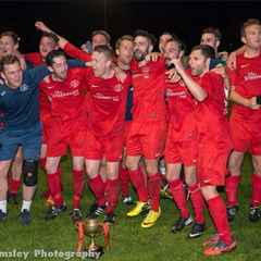 Sponsor Our Cup Winners In 2016/17