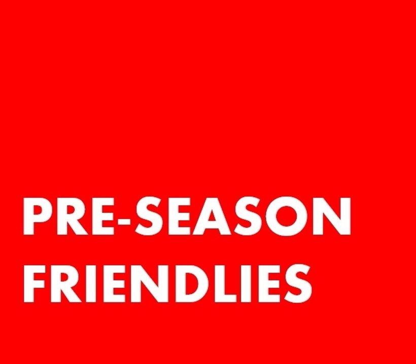 Pre-Season Friendlies Announced - News - Bosham Football Club