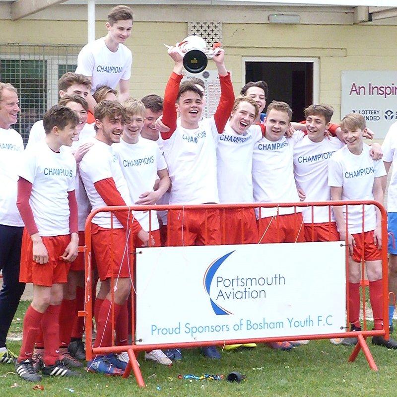 Under 18's Start At Shoreham