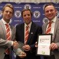 Probee Wins Groundsman Award