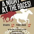 Race Night - December 9, 6.30pm