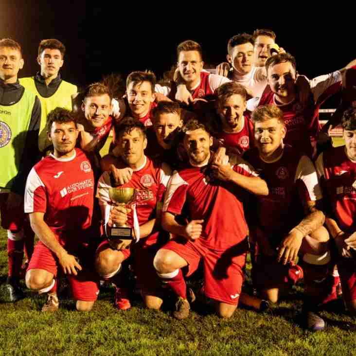 Sponsor Our Cup Winners in 2018/19