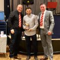 Double For Bell At Awards Night