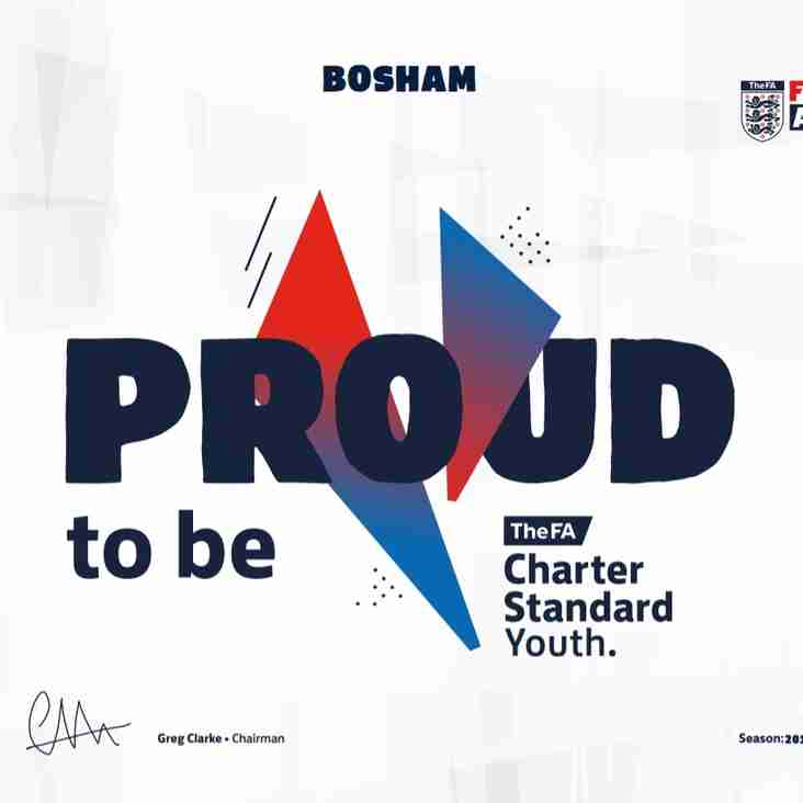 Charter Standard Status Renewed