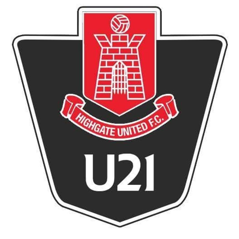 Under 21s lose to Alvechurch U21 2 - 0