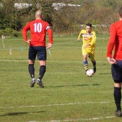 Reserves (H) vs Badsey United 15.4.17