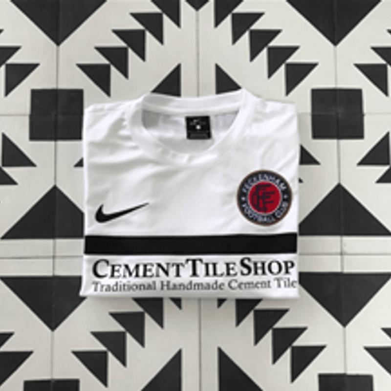 Tracksuit sponsor, Cement Tile Shop EU