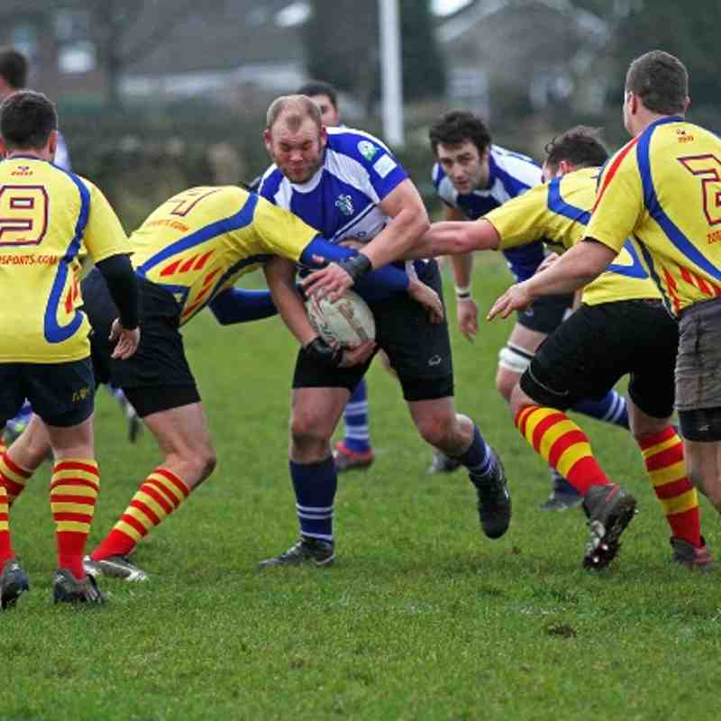 Halifax Rugby League Old Players: Stocksbridge Rugby