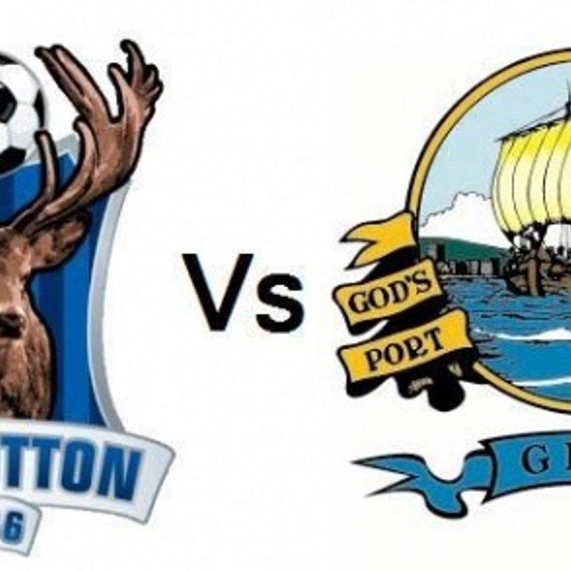Stags v Gosport - Game ON