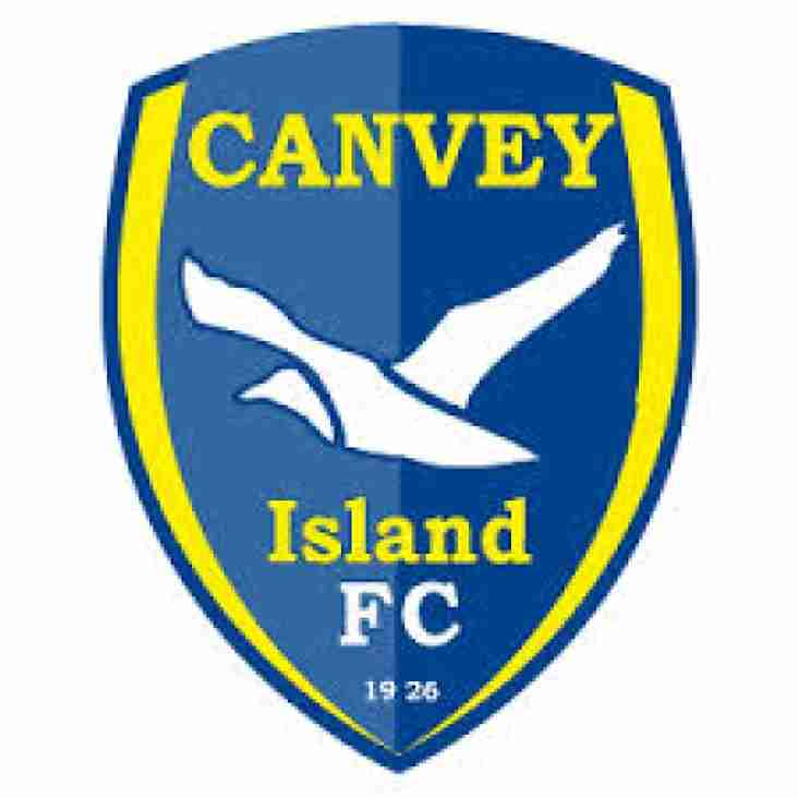 Town v Canvey - Tonight