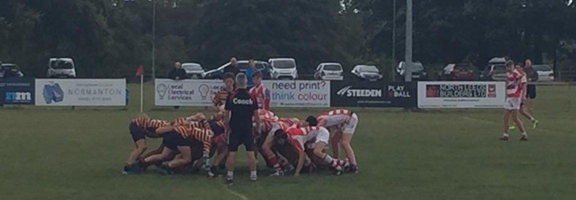 U16 S Durham City Rugby Football Club