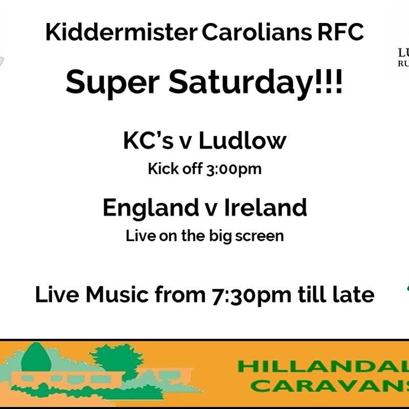 KC's Super Saturday