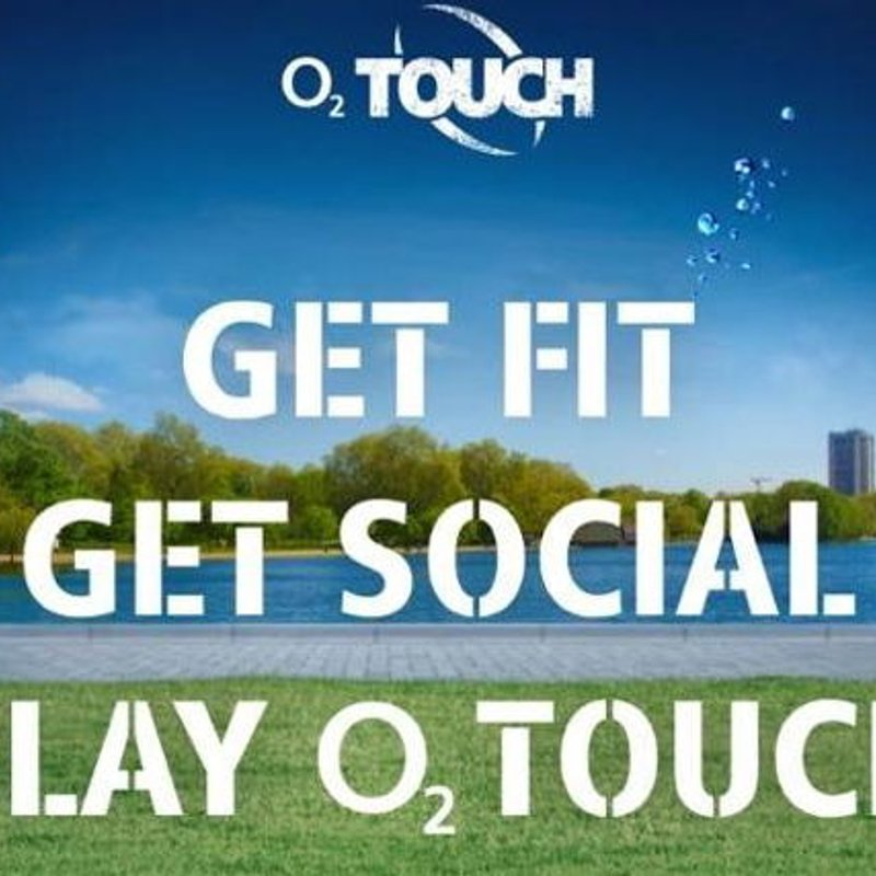 Get Fit, Get Social, Play O2 Touch at KCRFC